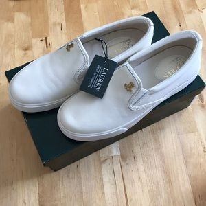 SALE🛍New Ralph Lauren Leather Loafers